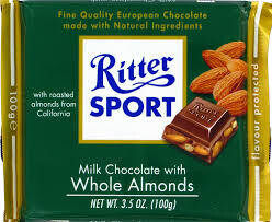 Whole Almonds 100gr