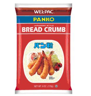 Panko Bread Crumbs 170gr