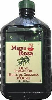 Olive Pomace Oil 3Lt