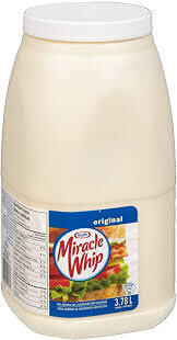 Miracle Whip 3.78Lt
