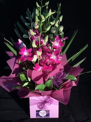 Galaxy orchid Box