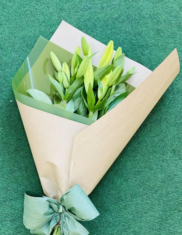 Florist Choice Lily Bunch