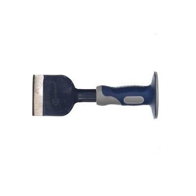 Зубило-конопатка с протектором (70мм*215мм)
