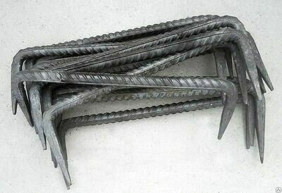 Скоба арматурная  6мм
