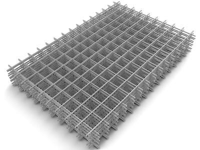 Сетка кладочная 100мм*100мм (1м*2м D=4мм)