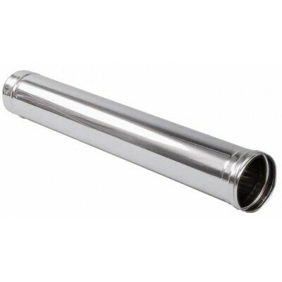 Труба нержавеющая сталь D100мм, 0,5м, 0,50мм