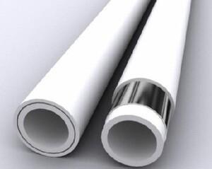 ППР Труба D=20мм, 4 метра SDR6 алюм