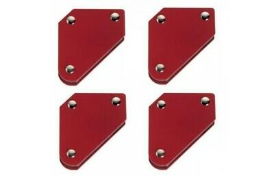 Набор магнитных фиксаторов для сварки Mini 9LBS (4 шт.)
