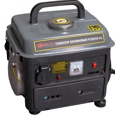Генератор бензиновый PGB950-AL 650 Вт, 63см3, вых.ток 2,8А