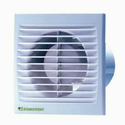 Вентилятор D=125мм ВКО