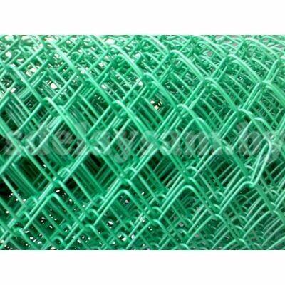 Сетка рабица 50мм*50мм (1,5м*10м D=2,6мм) Зеленая