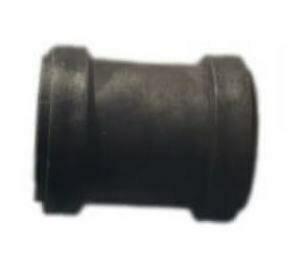 Муфта  D=50мм (черная)