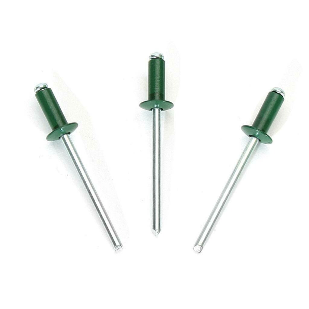 Заклепка 4,0мм*10мм (RAL-6005 Зеленый мох)