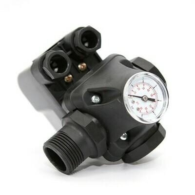 Реле давления РД 9 С с манометром