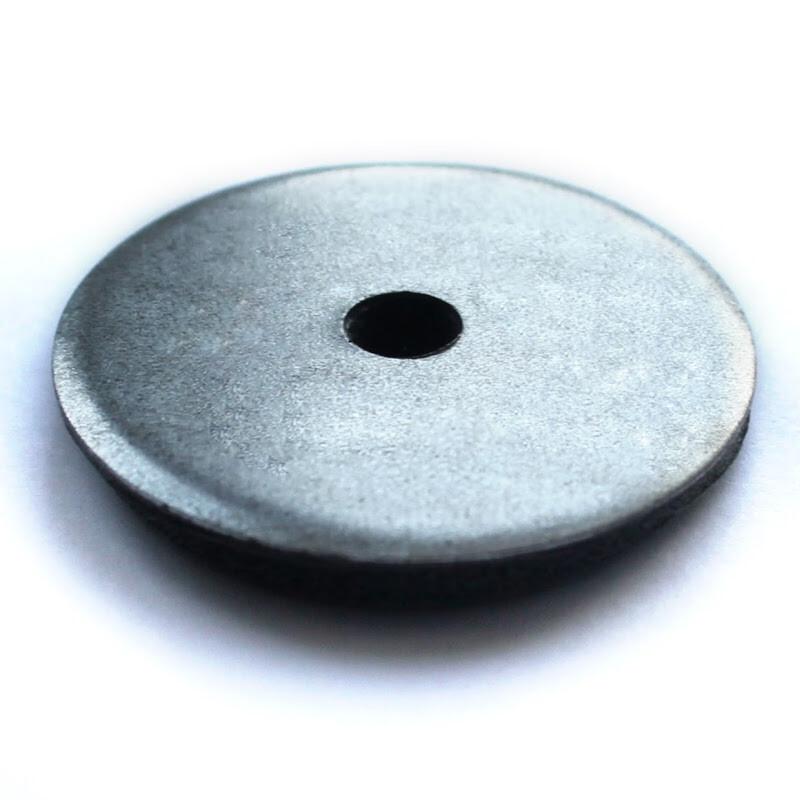 Шайба для поликарбоната 4,8мм*30мм (Серебро)