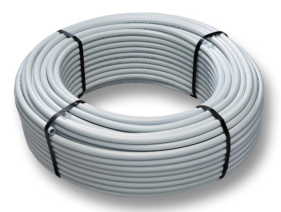 Труба металлопластиковая D=16мм, без шва
