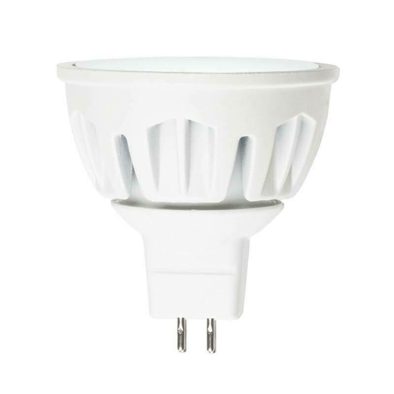 Лампа светодиодная   5W GU5.3 MR16 4500K, 220V