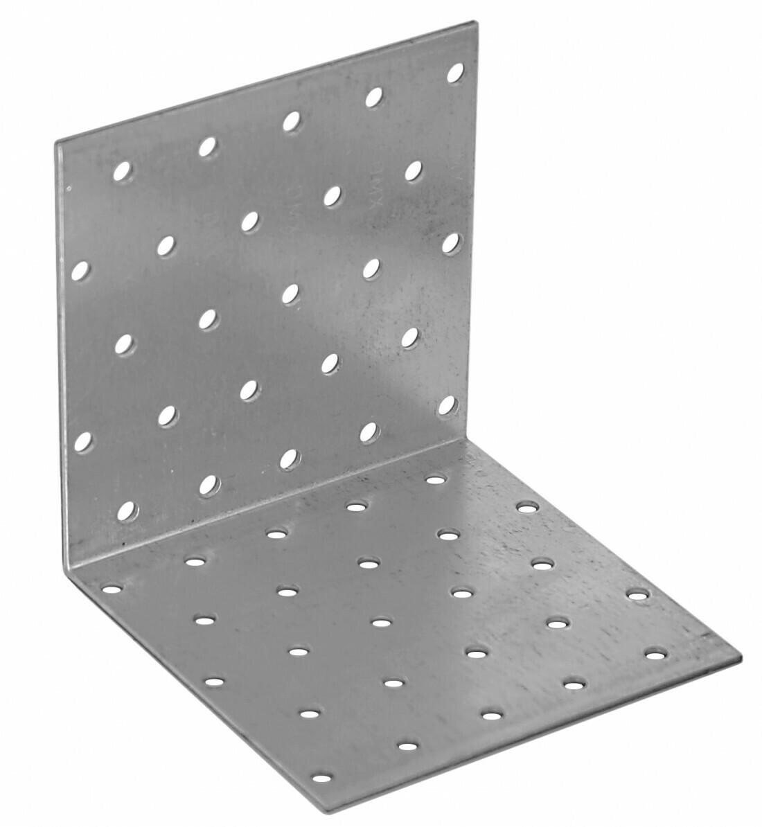Уголок крепежный равносторонний  УКР-80мм*100мм