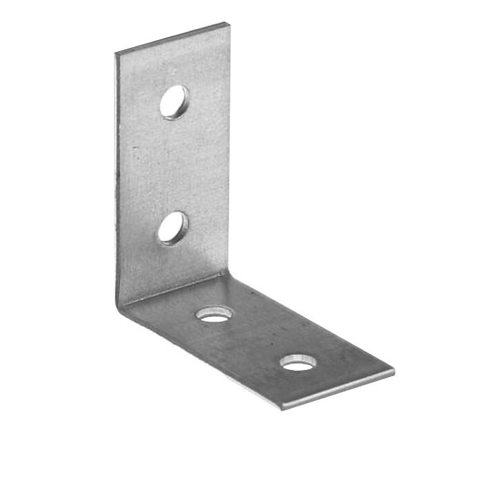 Уголок крепежный равносторонний  УКР-40мм* 20мм