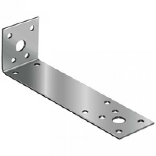 Уголок крепежный ассиметричный УКА-180 (130мм*50мм*65мм)