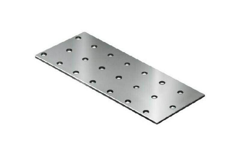 Пластина соединительная ПС- 80мм*240мм