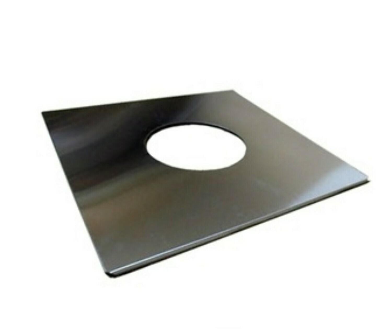 Элемент потолочно-проходного узла (ППУ) D115мм, 0.50мм, нержавеющая сталь