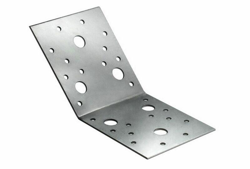 Уголок крепежный под 135 градусов УКС-105 (105мм*105мм*90мм)