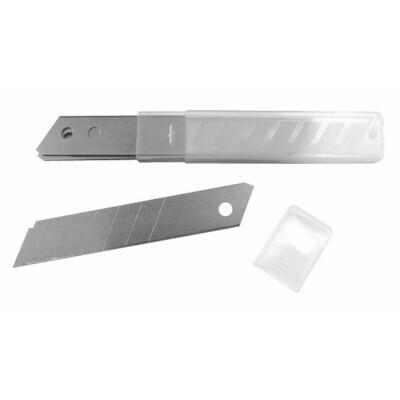 Лезвия для ножей, 18 мм (10шт)
