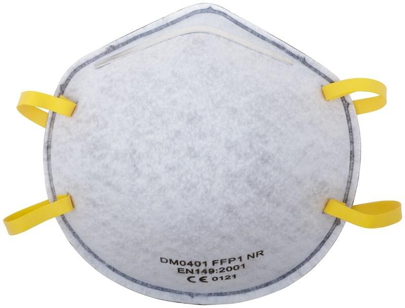 Маска защитная 3-х слойная (материал-спандбонд)