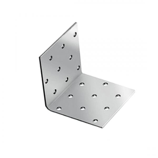 Уголок крепежный равносторонний  УКР-60мм* 80мм