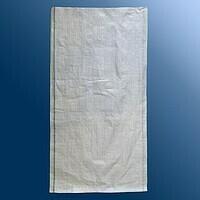 Мешки п/п 105*55мм белые с синей полоской