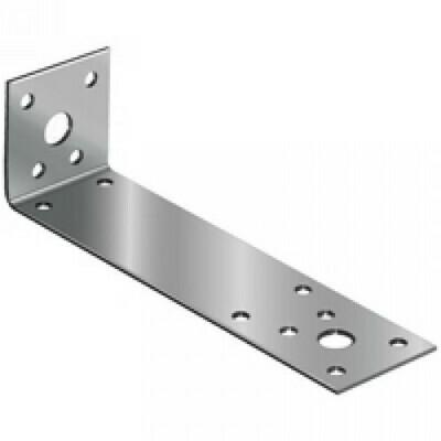 Уголок крепежный ассиметричный УКА-140 (90мм*50мм*55мм)