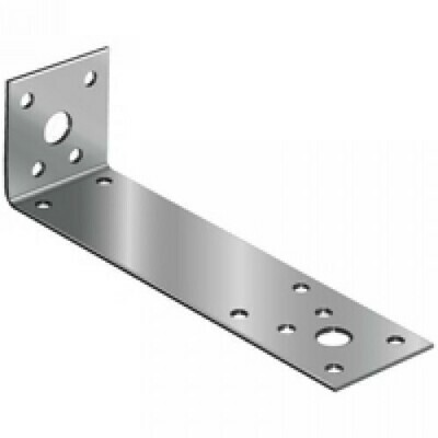 Уголок крепежный ассиметричный УКА-180*40 (145мм*35мм*40мм)
