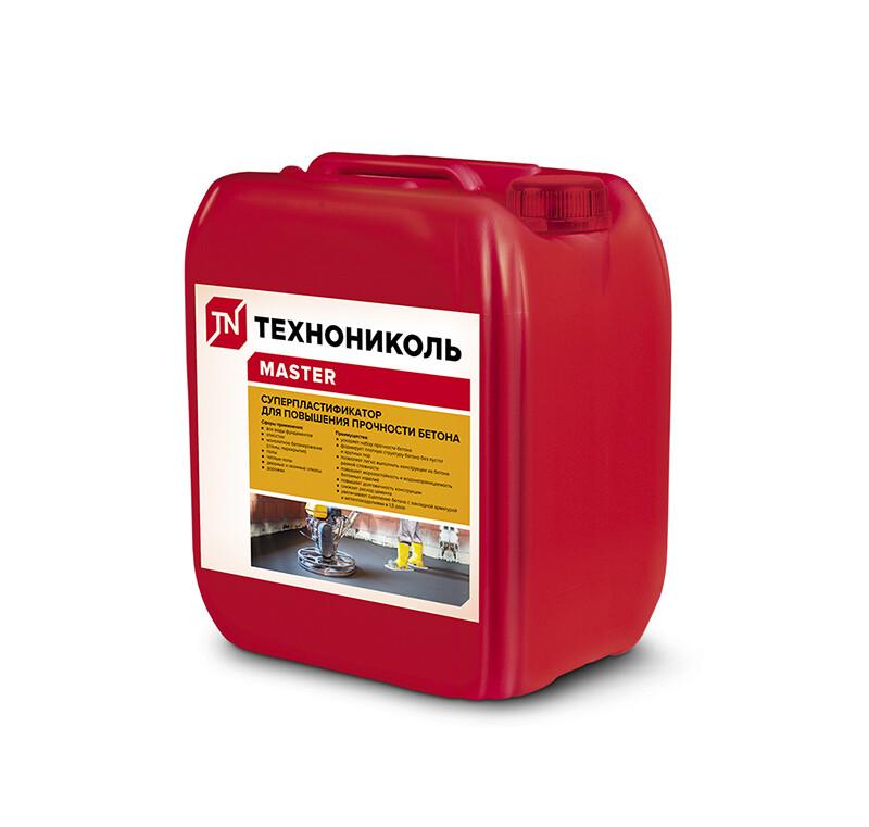 """Суперпластификатор для повышения прочности бетона (5л) """"Технониколь"""""""