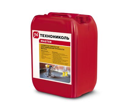 """Суперпластификатор для повышения прочности бетона (10л) """"Технониколь"""""""