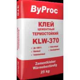ByProc Клей огнестойкий KLF-370 (25кг)