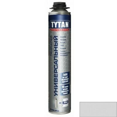 Пено-клей  универсальный Быстрый 60сек. TYTAN  (750мл)