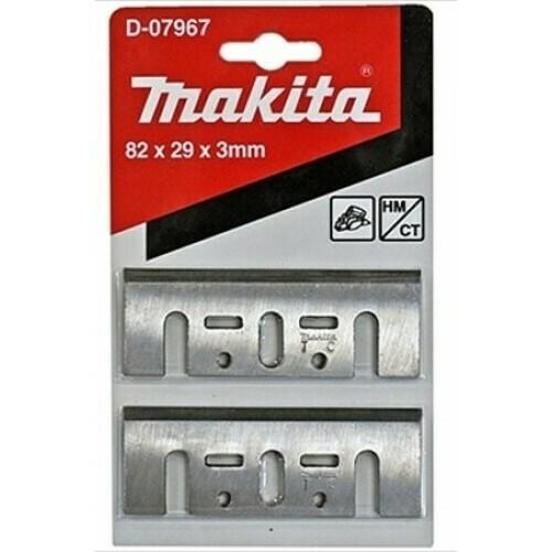 """Нож для рубанка 82мм*29мм*3мм """"Makita"""""""