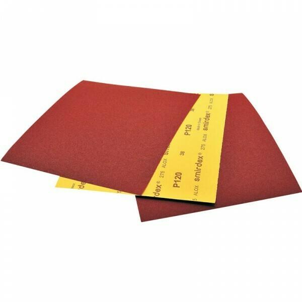 Шлиф.бумага водостойкая №180 (1 шт) (280*230мм)