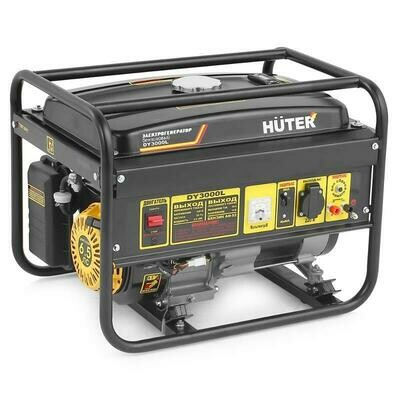 "Электрогенератор DY6500L ""Huter"""