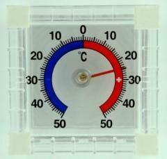 Термометр оконный Квадрат