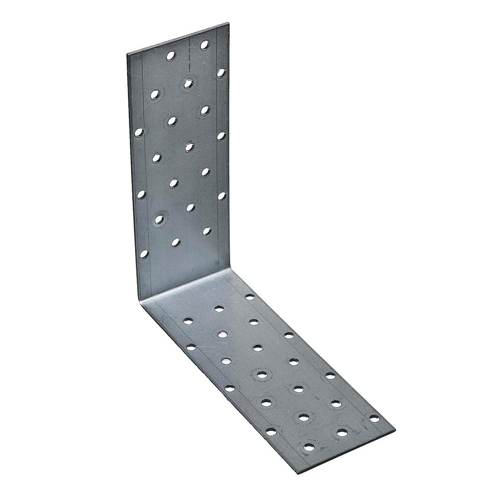 Уголок крепежный равносторонний  УКР-80мм* 60мм