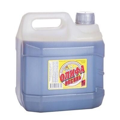 Олифа Оксоль натуральная  (3л)
