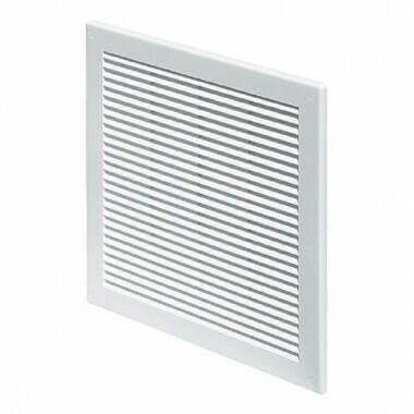 Решетка вентиляционная 200мм*200мм белая