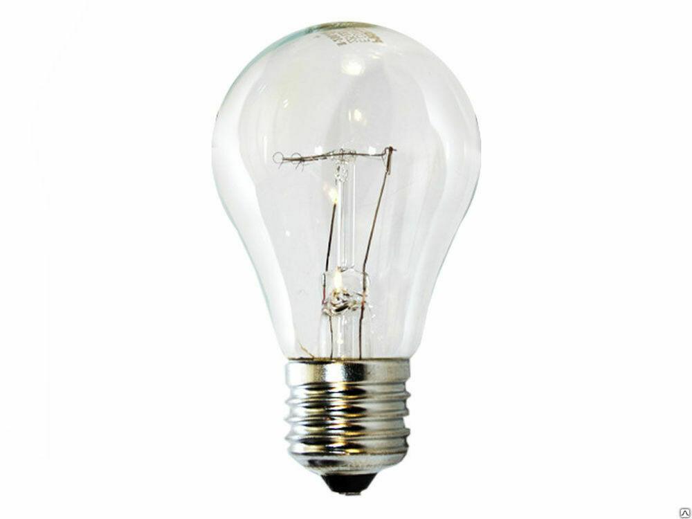 ЛОН  60Вт лампа