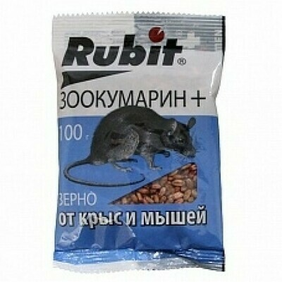 Средство от крыс и мышей Эфа-Профи Отрава №1
