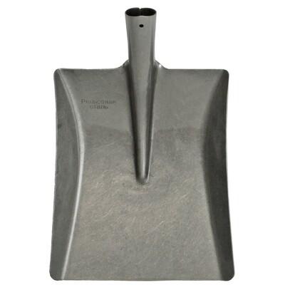 Лопата совковая (рельсовая сталь) 850гр
