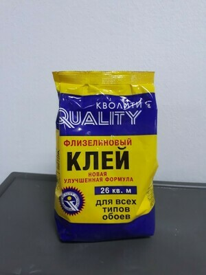 Клей обойный флизелиновый (200гр)