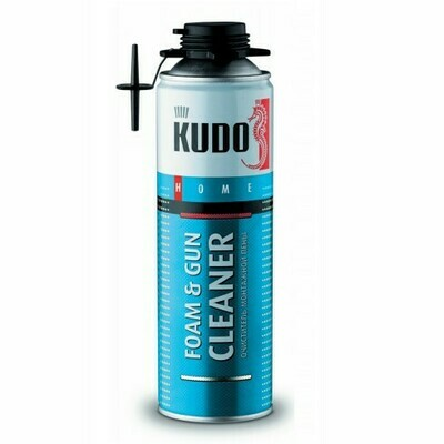 Очиститель для пены Kudo Foam&Gun 650мл