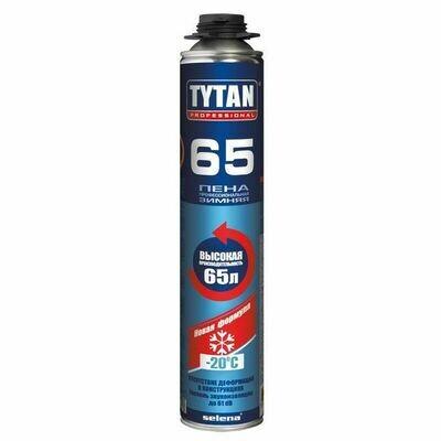 Пена монтажная TYTAN UNI PRO 65 (750мл.)